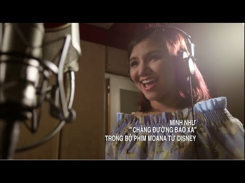 "Disney's Moana ""How Far I'll Go"" - Minh Nhu"