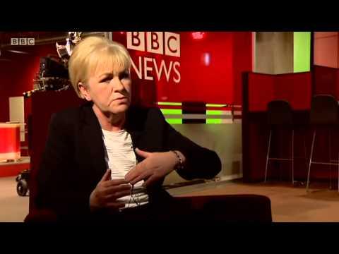 Johann Lamont struggles in BBC interview