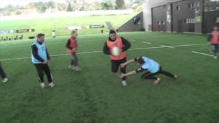 Rugby à 5 - Règles du jeu