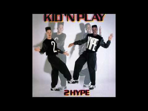 Kid N Play - Gittin Funky (Instrumental)