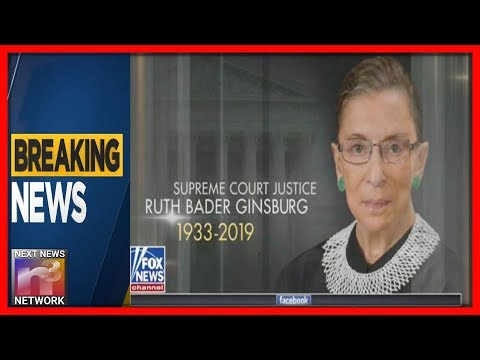BREAKING: There's One HUGE Problem After CNN Claims RBG 'Spotted' In Public, Proof of Life DEMANDED!