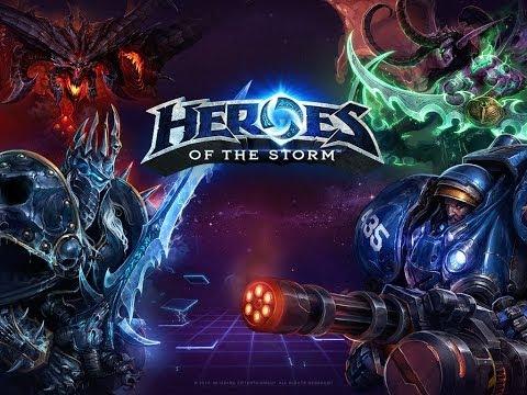 видео: heroes of the storm - Обзор