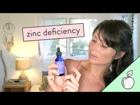 Warning Signs of Zinc Deficiency || My Personal Story || How to Fix