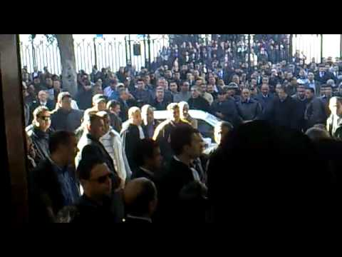 Video: today police besieging lawyers in Tunis before a ...