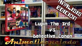 Detective Conan Vs Lupin Analisis BluRay 1x107 by Animelicenciado Anime en Español