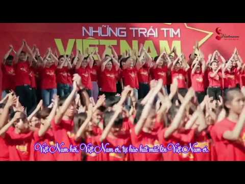 [Lyrics Kara + Vietsub HD] Việt Nam Ơi