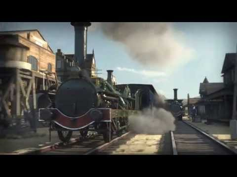 TrainStation - Cinematic Trailer