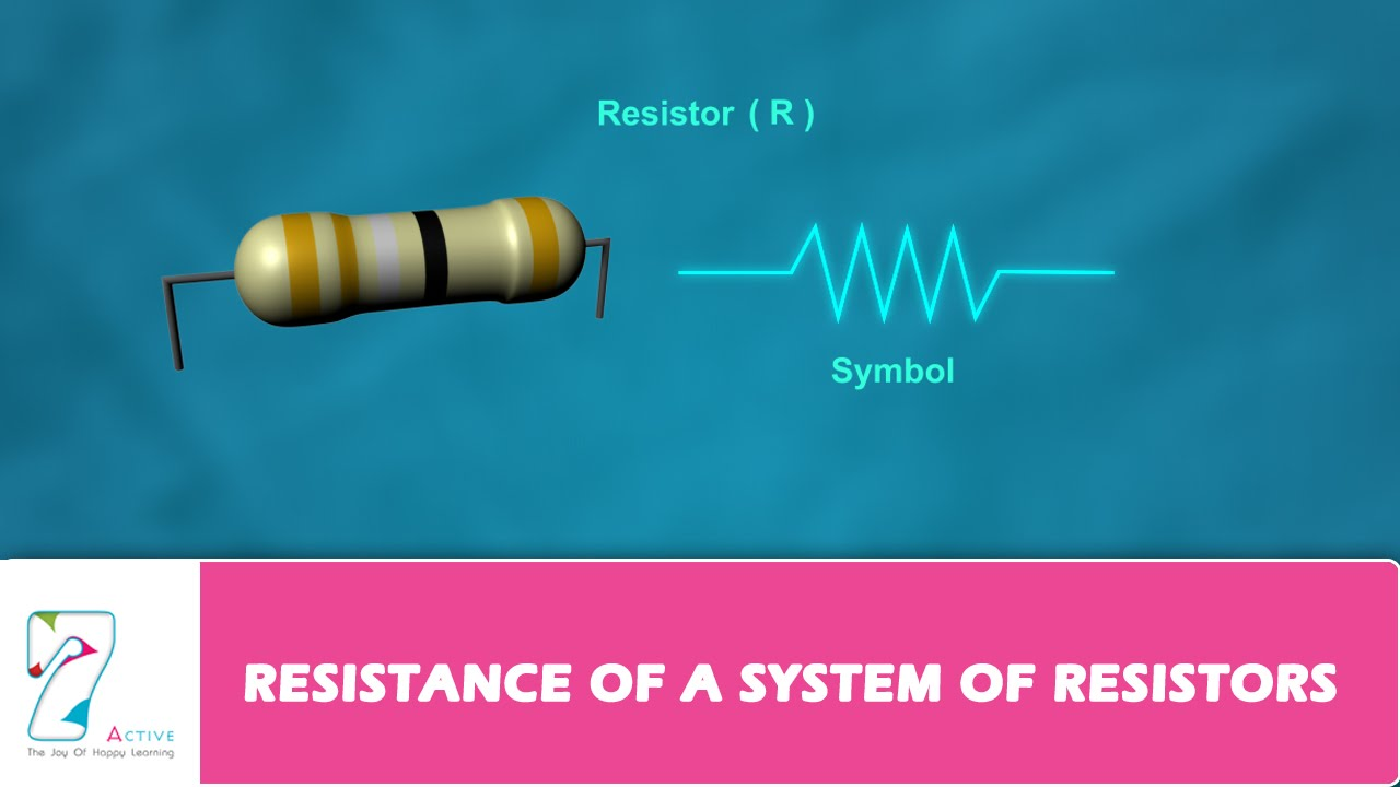 RESISTANCE OF A SYSTEM OF RESISTORS - YouTube