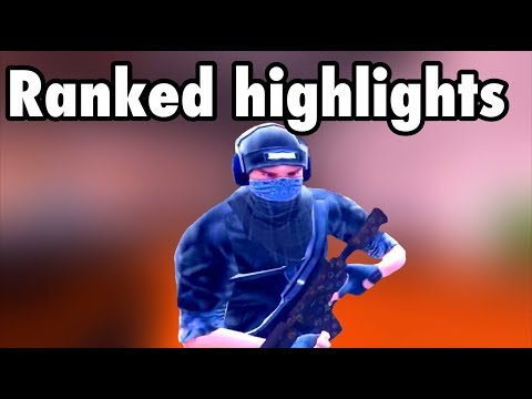 Ranked Highlights #3 || Critical Ops || Mobile, IOS
