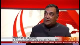 High Commissioner Mr. Y.K. Sinha's interview on BBC News