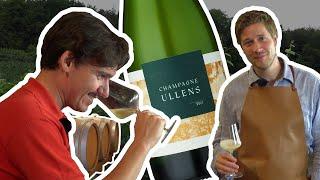 J'irai Trinquer chez Vous #3 : Domaine de Marzilly - Maxime Ullens, l'orfèvre de la Champagne 🍾