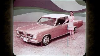 1968 Plymouth Valiant Sales Features - Dealer Promo Film