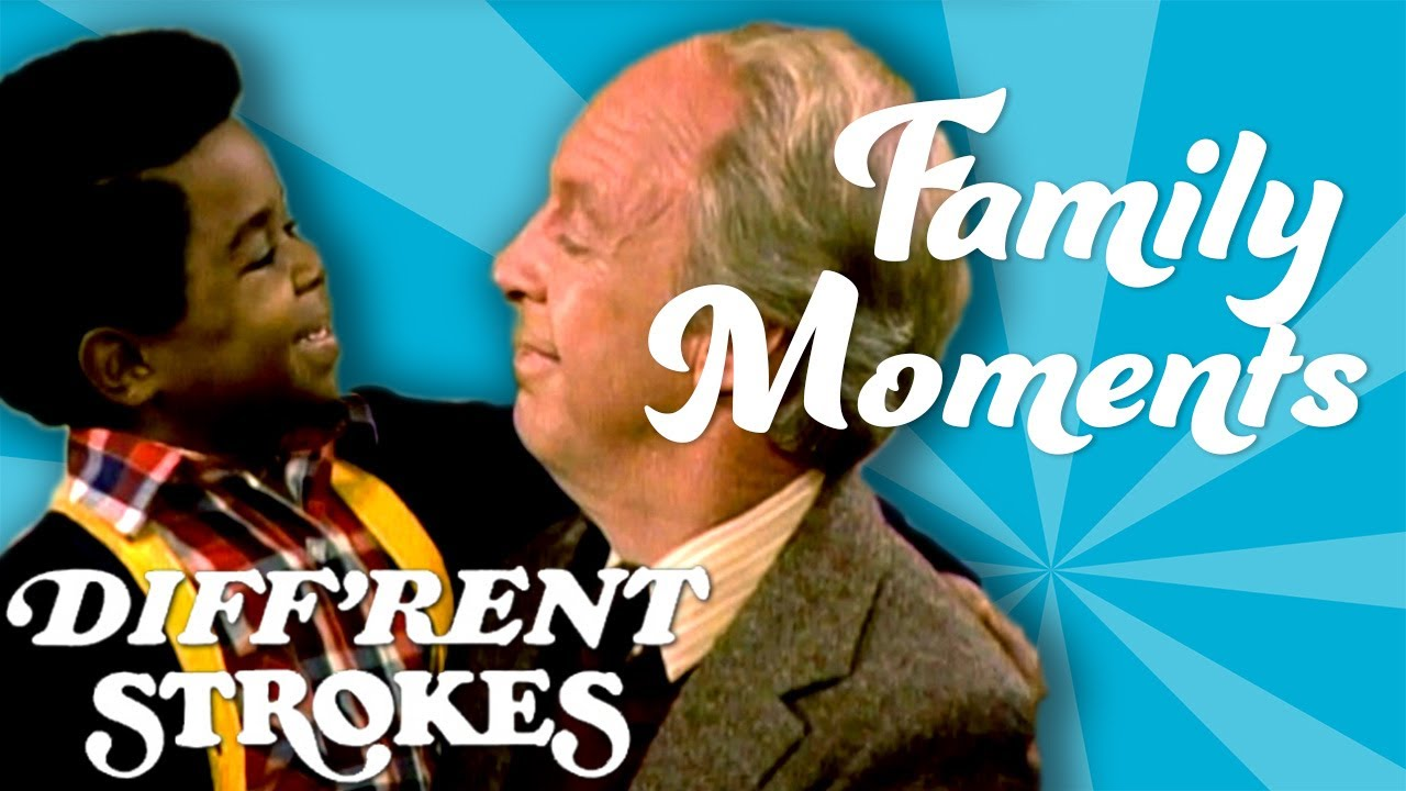 Best Family Moments | Diff'rent Strokes