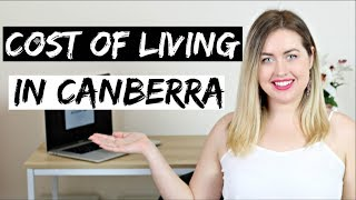 Cost Of Living Canberra   Monthly Living Expenses