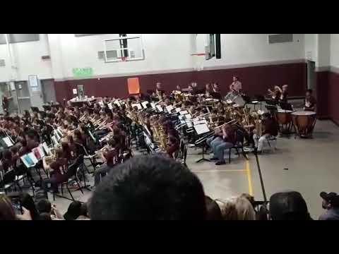 Magnolia Intermediate school-Christmas Concert: Wenceslas Variants | December 12, 2019