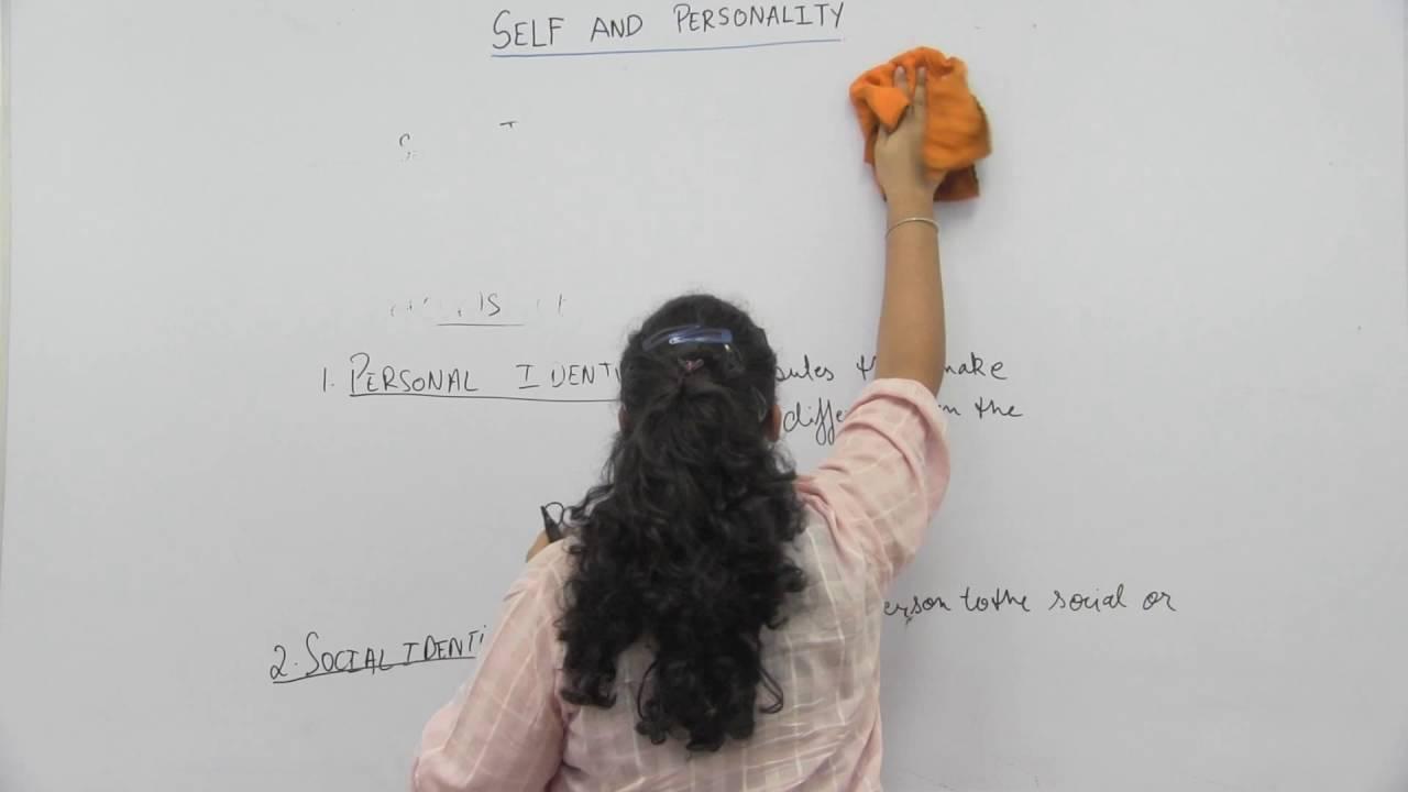 Psychology _ XII _ Self And Personality _ Part1 _ About Self _ Gaurangi  Chawla