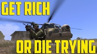 ARMA 3 Altis Life - Get Rich Or Die Trying