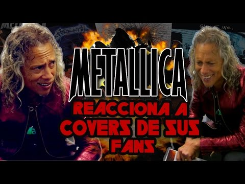 Thumbnail: Metallica reacciona a covers de sus Fans ♛