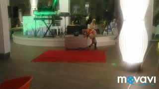 Comebi  acrobatics show benidorm españa 2018