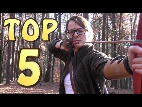 Top 5 Survival W.E.A.P.O.N.S