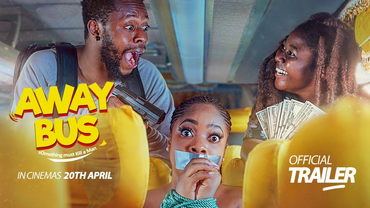Download AWAY BUS -  Official Trailer