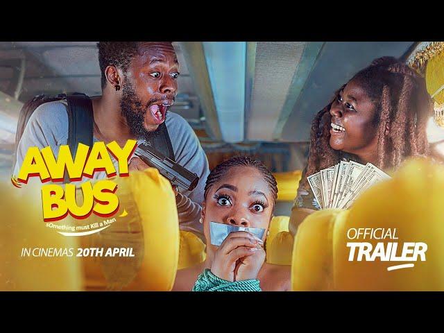 AWAY BUS -  Official Trailer