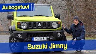2020 Suzuki Jimny REVIEW - Autogefuel