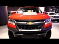 2017 Chevrolet Colorado ZR2 Red Edition Special Walkaround