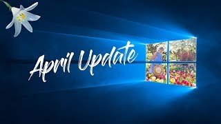 Windows 10 April 2018 Update Neuerungen: Alle Funktionen im Überblick (Deutsch / Version 1803)