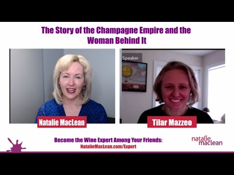Video: From Champagne to Napa Valley: Wine Stories with Tilar Mazzeo