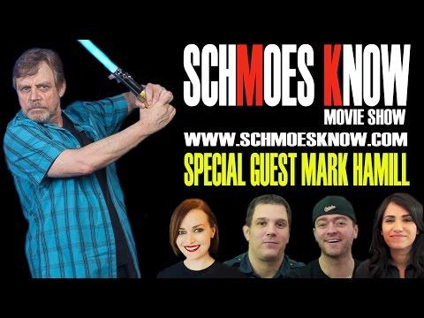 SK MOVIES   182: MARK HAMILL IN SCHMOEVILLE!!