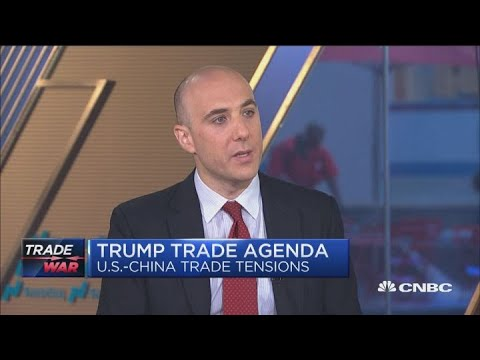 I wouldn't gamble on China folding in the trade war anytime soon, says pro