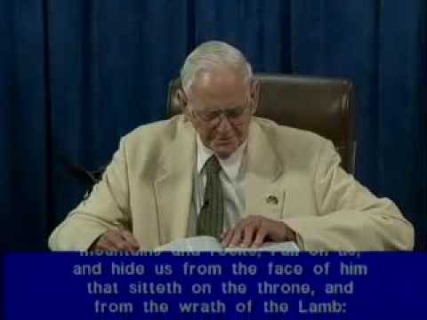 Revelation Part 8 (February 11, 2014) ~ Revelation 6:14 ~ Final Broadcast w/Pastor Arnold Murray