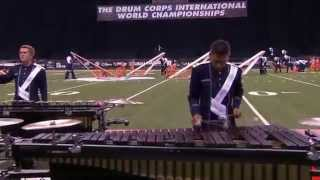 Top 3 DCI 2014 Percussion Ensembles