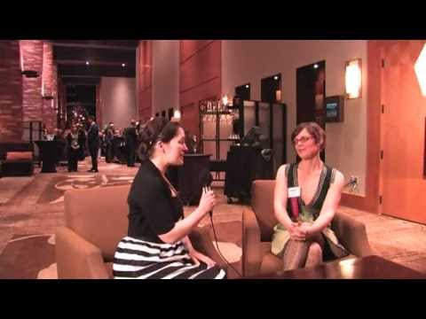 Literary Lions 2012  Alexis Margaret Smith Interview