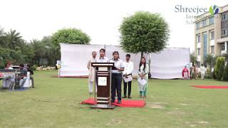 Speech| Independence Day Celebration 14 Aug 18 | Shreejee International School