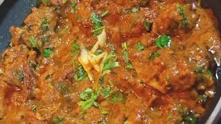 MUTTON KADAI - Restaurant Style Peshawari Mutton karahi