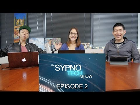 The Sypno Tech Show Ep. 2 - The Chinese Take Over Opera