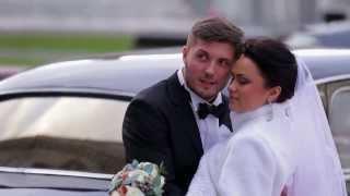 Свадебный промо ролик Одесса Ресторан Арт Холл