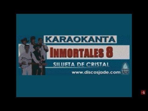 Karaokanta - Los Bríos - Silueta de cristal