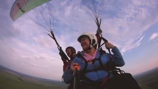 Paragliding in Saransk