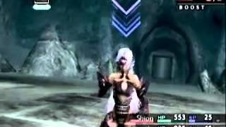 Xenosaga Episode III: Also Sprach Zarathustra - battle movie