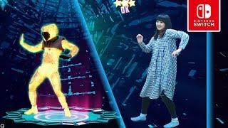 【舞力全開】超正點機械舞 ???? | 2人玩 Just Dance Automaton - Jamiroquai