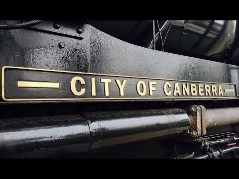 Sydney Trains Vlog 1201: Canberra Railway Museum