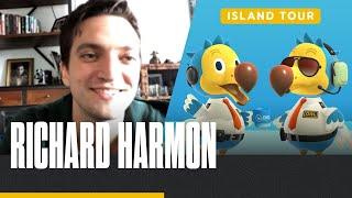 Richard Harmon's Metropolitan Island Tour - Animal Crossing: New Horizons