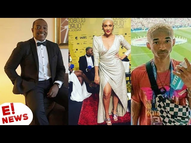 DANIEL NASCIMENTO LEVA GLOBO DE OURO AO| BRUNA SOUZA NA TV ZIMBO?| FILHO DO WILL SMITH ANGOLANO