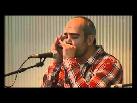 El cantante Luis Tosar
