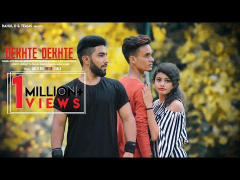 Dekhte Dekhte Song | Batti Gul Meter Chalu | Atif Aslam & Nusrat Fateh Saab | T Series |