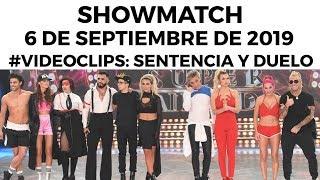 showmatch-programa-06-09-19-sentencia-duelo-y-eliminacin-de-videoclip