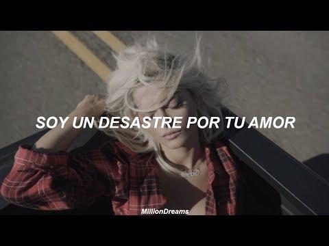 Bebe Rexha - I'm a mess  (español)